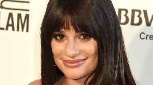 Lea Michele's engagement party featured so many of our favorite celeb friends [Video]