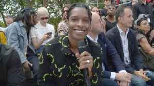 ASAP ROCKY gives us his definition of elegance [Video]