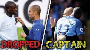 10 Football Enemies Who Became Friends! [Video]