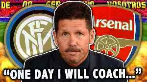 Has Diego Simeone Managed His Last Game For Atletico Madrid?! [Video]