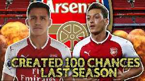 Mesut Ozil Is More Important For Arsenal Than Alexis Sanchez Because… [Video]