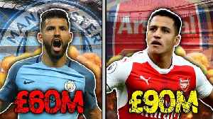 Alexis Sanchez Is A More Important Player Than Sergio Aguero Because...   #SundayVibes [Video]