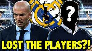 Real Madrid To SACK Zinedine Zidane For Premier League Manager? [Video]