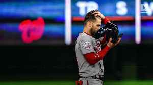 Washington Nationals May Be Looking to Trade Bryce Harper [Video]