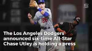 6-time All-star, World Series Champ Chase Utley Reportedly Retiring [Video]