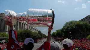 Stanley Cup Champion Capitals Plan To Break With Trend For White House Visit - Report [Video]