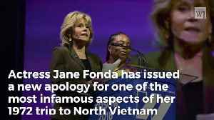 Jane Fonda Issues New Apology for Controverisal, Anti-American Vietnam Photo From 1972 [Video]
