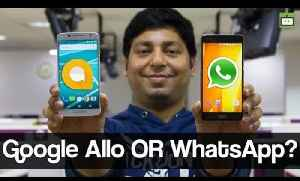 Google Allo: How To Use Google New Messenger App? #GIZBOT HINDI [Video]