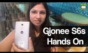 Gionee S6s Hands-On [Video]