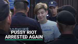 World Cup Protesters Arrested Again [Video]