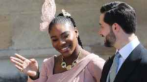 Serena Williams Inspires Husband [Video]