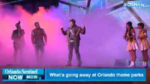 Last call: What's going away soon at Orlando's theme parks [Video]