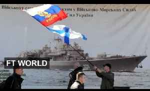 World reaction to Russian troops in Crimea [Video]