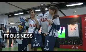 Football battles for Asian market [Video]