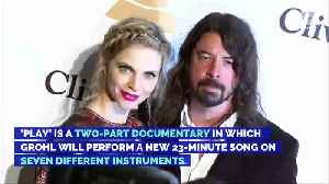 Dave Grohl Reveals Solo Project 'Play' [Video]
