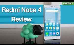 Xiaomi Redmi Note 4 Review - GIZBOT [Video]