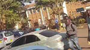 Civilians Disperse After Shots Heard on the Streets of Harare [Video]