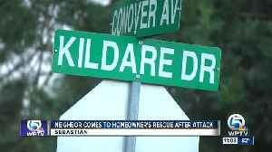Man attacked and robbed at home in Sebastian [Video]