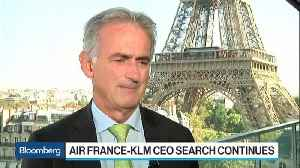 Air France-KLM CFO on Second-Quarter Results, CEO Search [Video]