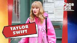 Taylor Swift's 'tourist look' cost over $2K [Video]