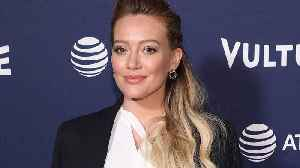 Hilary Duff opened up about past body image issues [Video]