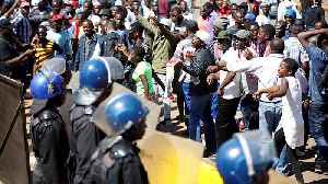 Zimbabwe troops open fire on opposition supporters [Video]