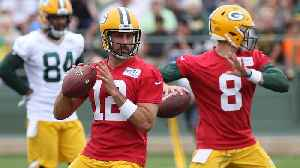 Packers: How Long Will It Take Aaron Rodgers to Click With New Weapons? [Video]