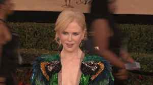 Nicole Kidman to join Charlize Theron in Roger Ailes film [Video]