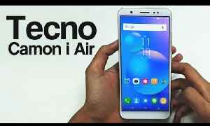 Tecno Camon i Air First Impressions: A decent budget category smartphone [Video]