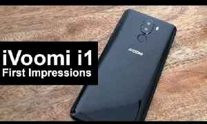 ivoomi i1 First Impressions [Video]
