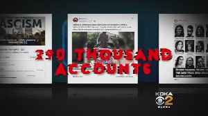 Expert Offers Advice After Facebook Uncovers Fake Accounts [Video]