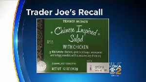 USDA Issues Alert About Salads, Wraps Due To Parasite Worry [Video]