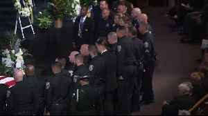 Thousands of Law Enforcement Joined Loved Ones Paying Respects to Slain Milwaukee Cop [Video]