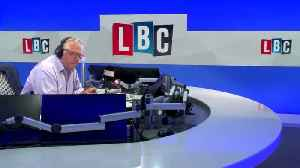 News video: Nick Ferrari Clashes With Ukip Leader Over Tommy Robinson