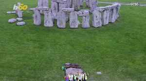 Stonehenge Was Built with Help from People from Wales: Study [Video]