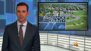 Suspect At Large After Double Shooting In Arapahoe County [Video]