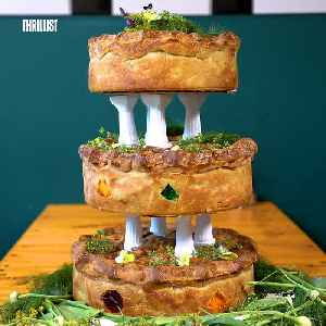 This Bakery Makes Savory Wedding Pies [Video]