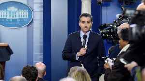 CNN's Jim Acosta Battles With Sarah Huckabee Sanders In White House Press Briefing [Video]