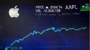 S&P 500 And Nasdaq Rise With Apple Hitting $1 Trillion Mark [Video]