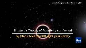 Astronomer Geeks Out Over Einstein's Theory Being Confirmed [Video]