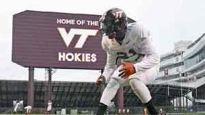 Hokies' Reggie Floyd on being veteran presence [Video]