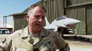 Sir Nick Carter on closure of the home of the Red Arrows [Video]