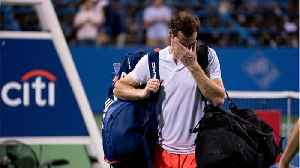 Andy Murray Wins At 3 AM, Cries Afterwards [Video]