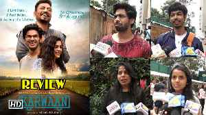 Irrfan-Dulquer's road trip | Karwaan Public Review [Video]