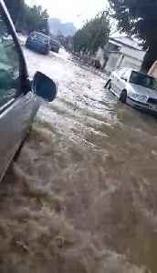 Raindrop in Prilep [Video]
