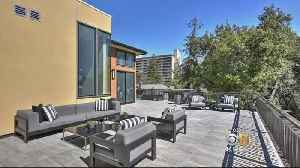Rent For Lavish Palo Alto Townhouses Climbs Upwards Of $35,000/Month [Video]