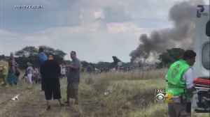 Lawsuit Filed In Mexico Plane Crash [Video]