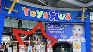 Toys R Us' Bankruptcy Hurt Jobs Report [Video]