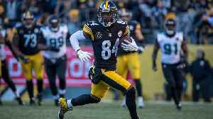 Steelers Send Wide Receiver Antonio Brown to Pittsburgh for Injury Evaluation [Video]