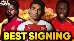 The BEST Signing Of The Season Will Be... | #HotTakes [Video]